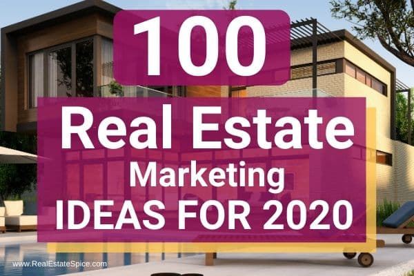 Real Estate Marketing Strategies