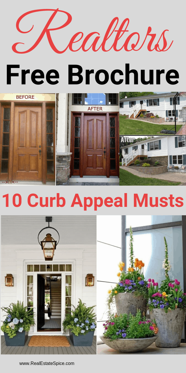 10 Inexpensive Curb Appeal Tips! Beautiful!  #RealEstateMarketing #Real Estate Marketing Ideas #Realtor Marketing #Realtor #Real Estate Agent #Real Estate #FSBO #Real Estate Tools #Realtor Help #Stagingtips #HomeSellingTips #CurbAppeal  #RealEstateIdeas #RealtorMarketing #RealEstateMarketingIdeas #RealEstateTools #RealtorHelp #RealEstateLeadGeneration #Real Estate Lead Generation