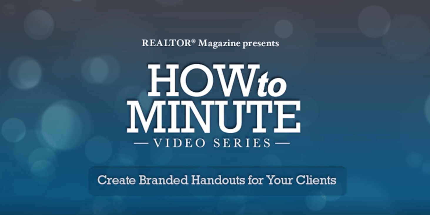 Real Estate Marketing Free Handouts For Realtors