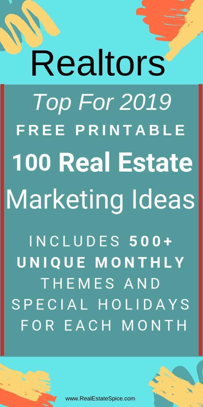 Real Estate Marketing Strategies