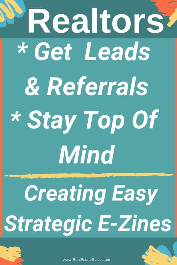 Create Super Simple STRATEGIC Realtor Newsletters and STAY TOP OF MIND and Get Leads and Referrals.  #RealtorNewsletters #Realtor Newsletters  #Real Estate Marketing #Real Estate Marketing Ideas #Realtor Marketing #Realtor #Real Estate Agent #Real Estate #Marketing #Sales motivation #Sales tips #Real Estate Tools #Realtor Help #RealEstateMarketing Ideas #RealEstateMarketingStrategies #RealtorIdeas #Realtor2019Marketing #RealtorMarketing