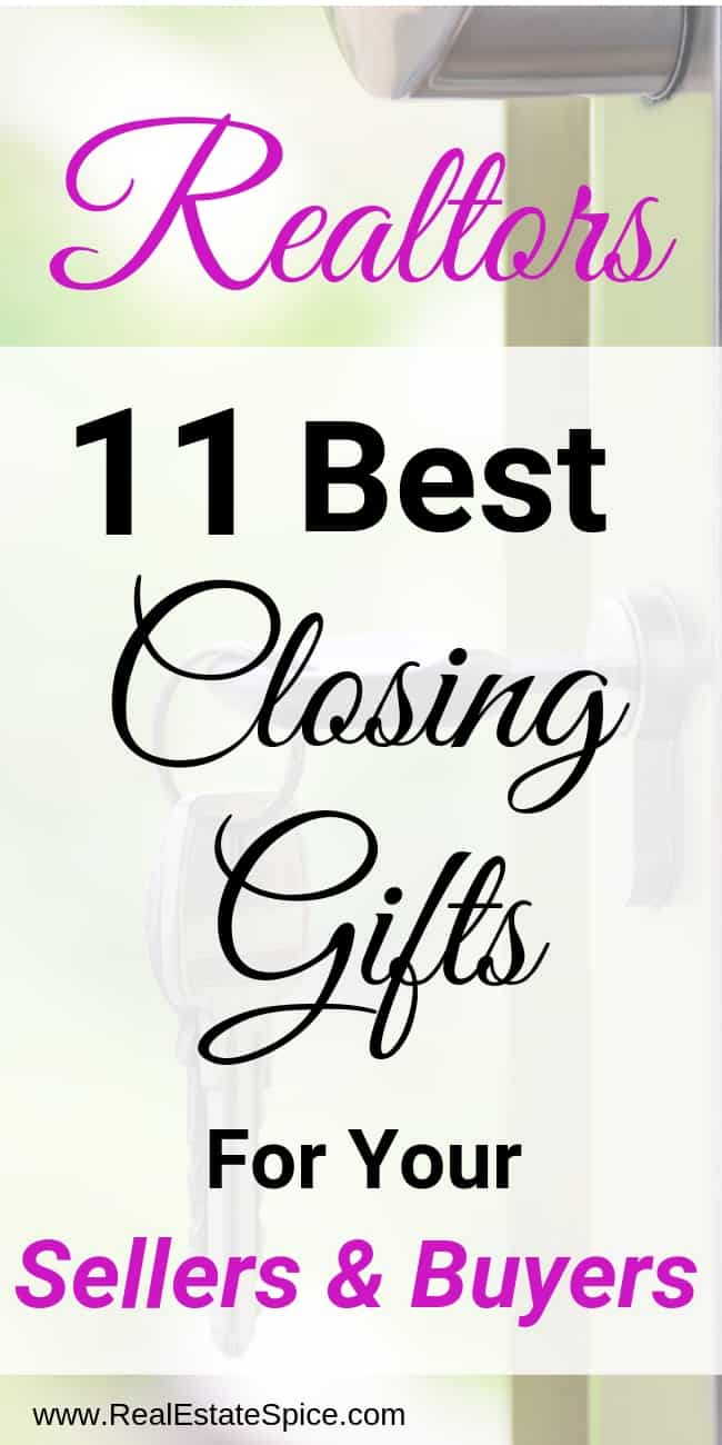 The Best real estate closing gifts for your sellers and buyers.  Make an impression and thank your clients with these ideas for closing gifts.  #realestateclosinggifts #closinggifts #popby #popbys #realestatemarketing #realestatemarketingstrategies #realtorgifts #realestateideas #realtorideas #realtorclosinggifts #clientgifts #realtor #realtormarketing