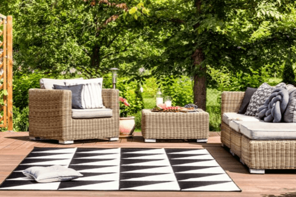 Clean and Protect Outdoor Furniture