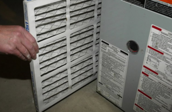 Change Air Filters