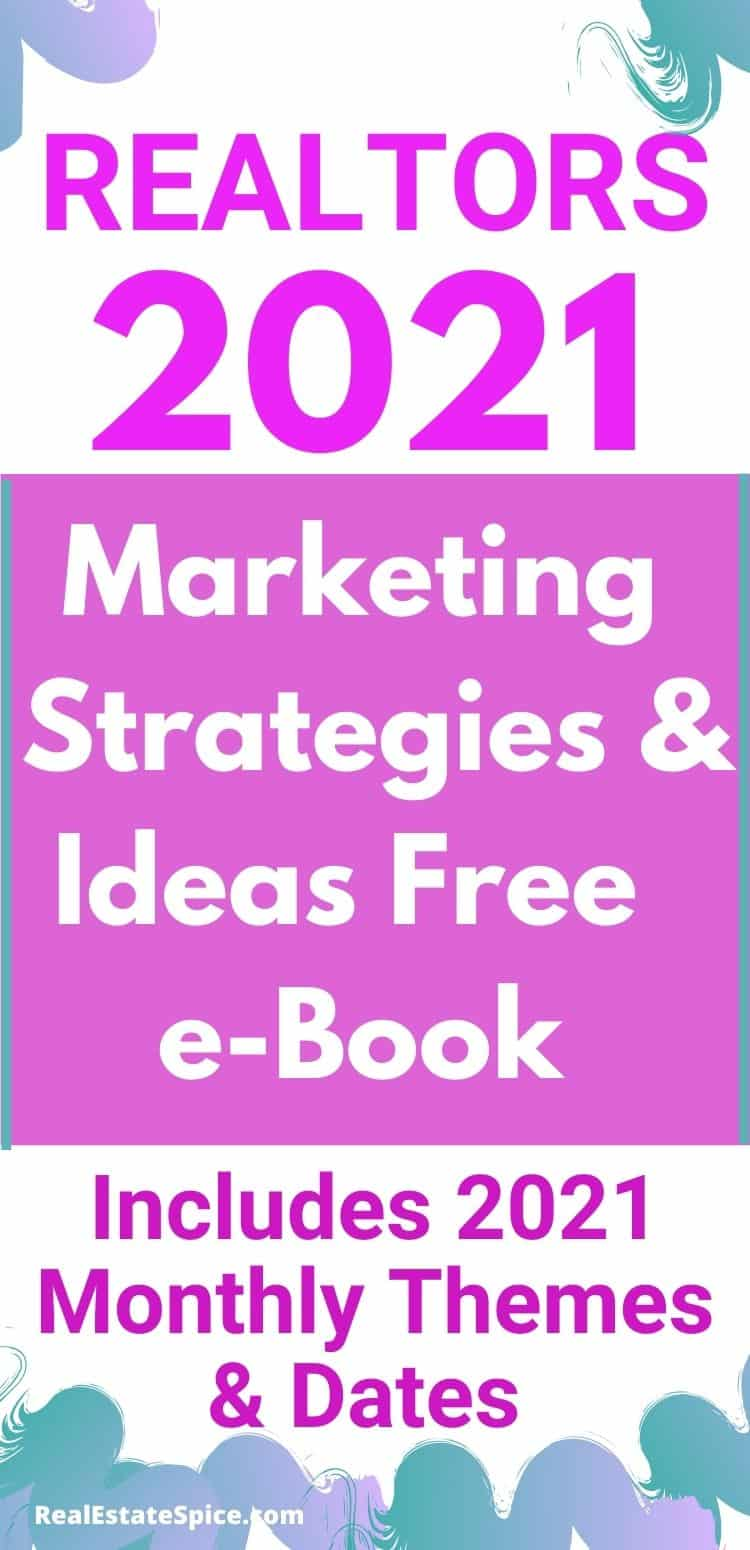 2021 Real Estate Marketing Strategies