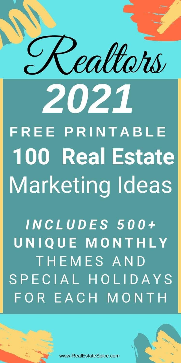 2021 Real Estate Marketing Strategies