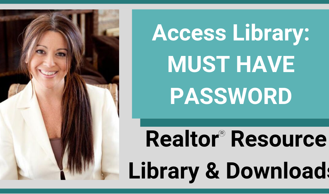 PROTECTED: Real Estate Spice Realtor® Resource Library