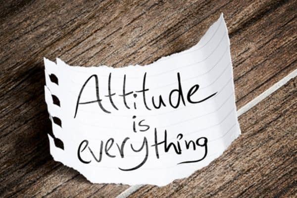 Realtor Attitude