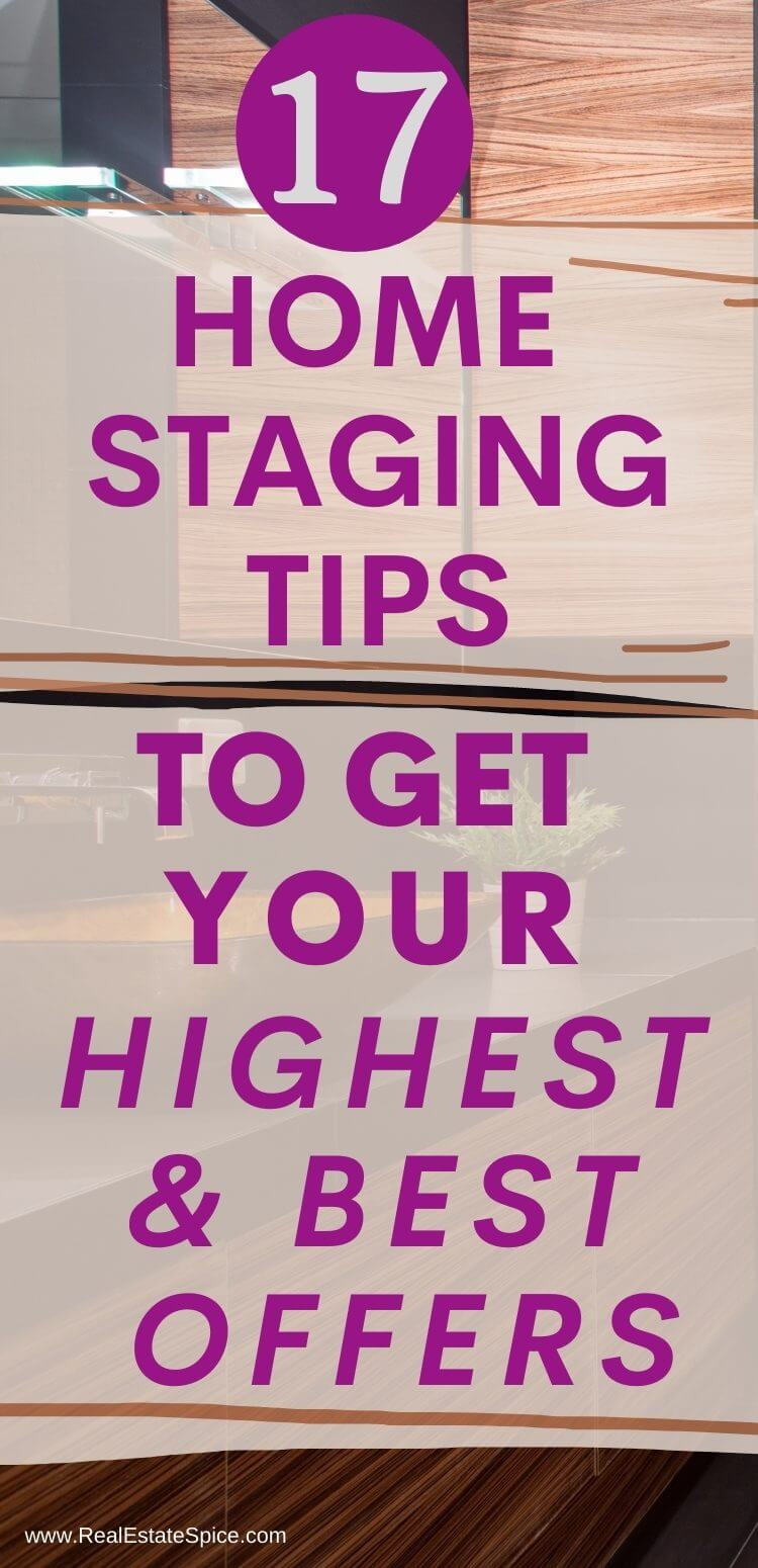 Best Home Staging Tips Sell House