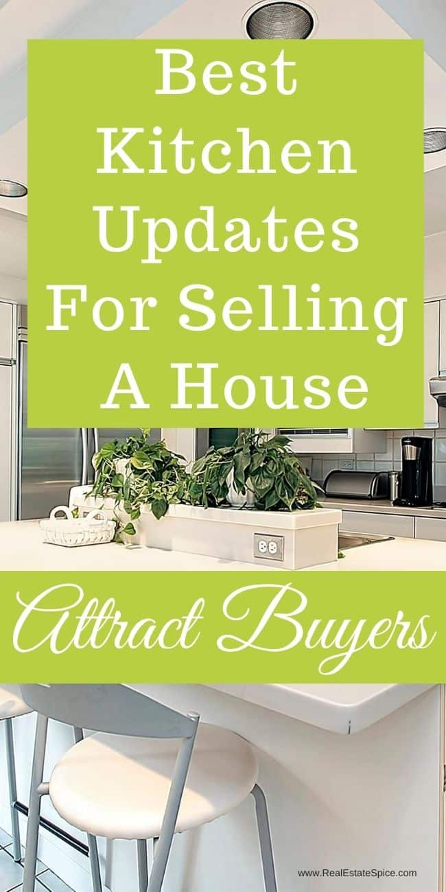 Best Kitchen updates for selling a house