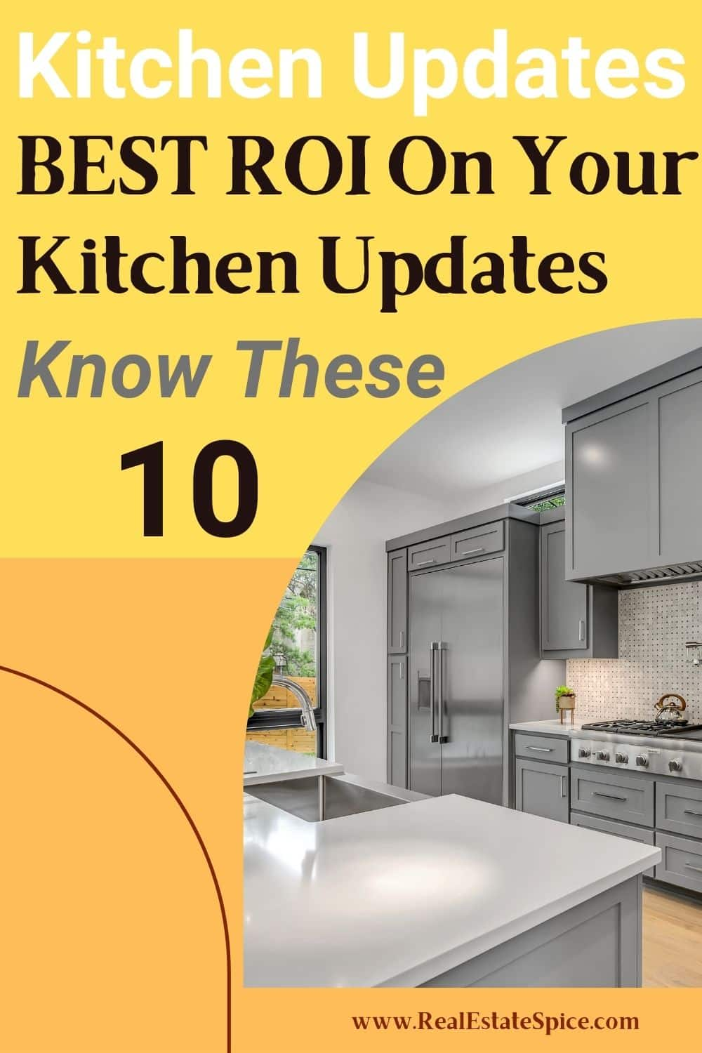 9 Easy, Inexpensive Kitchen Updates To Sell Your House and Attract Buyers