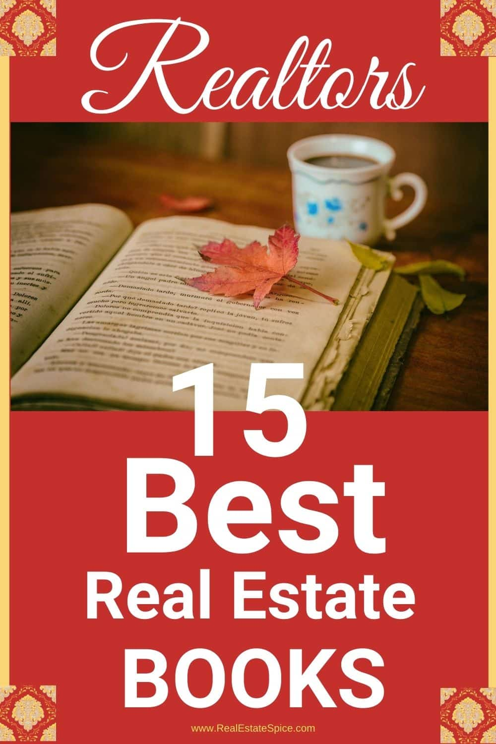 17 Best Books For Real Estate Agents - From Top Agents