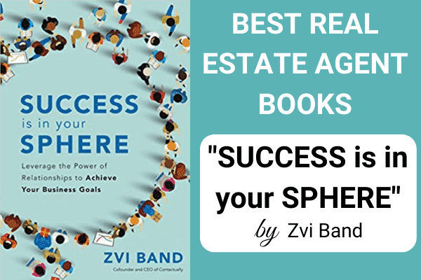 Success Is In Your Sphere Realtor Book
