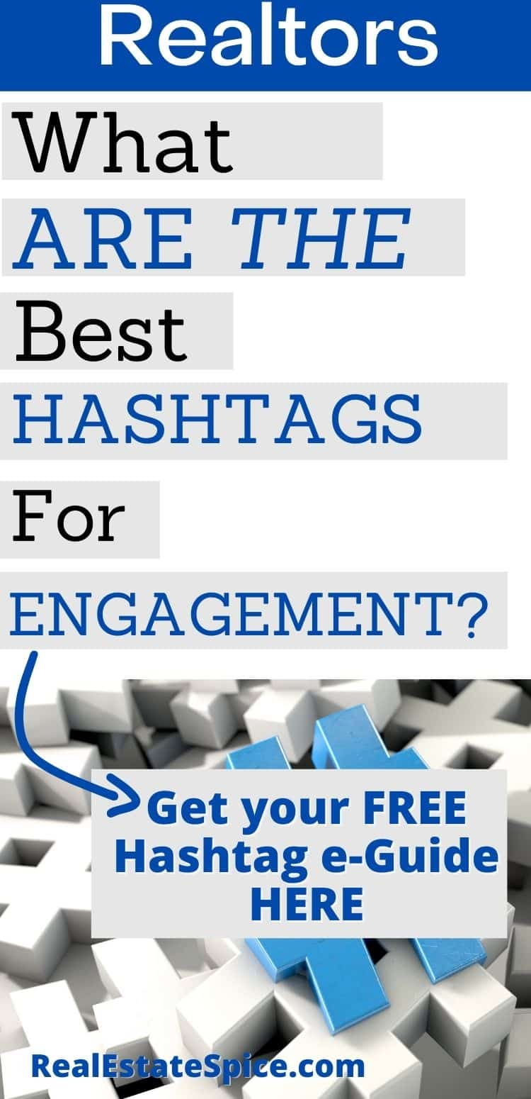 Best Real Estate Hashtags