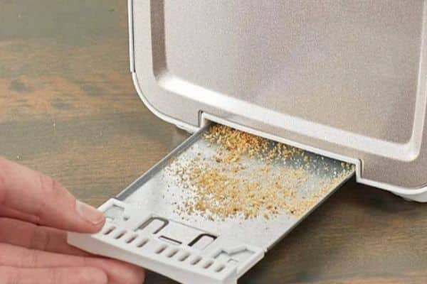 Clean Your Toaster April Home Checklist