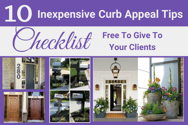 Curb Appeal Checklist