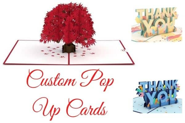 Custom Pop Up Cards