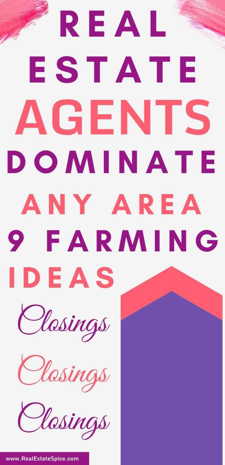 Real Estate Farming: Dominate Any Area With These 9