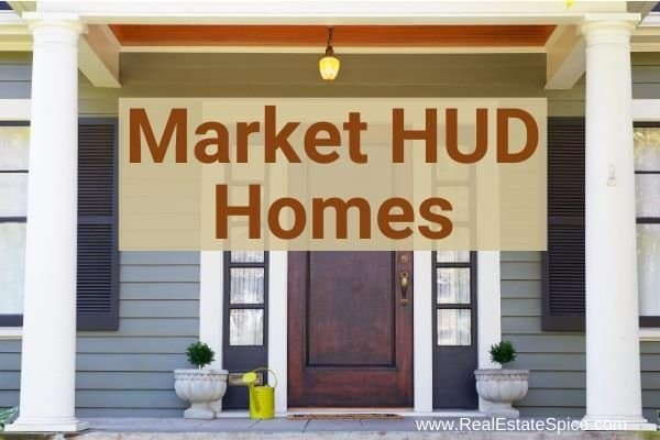 Front Porch Says Market HUD Homes