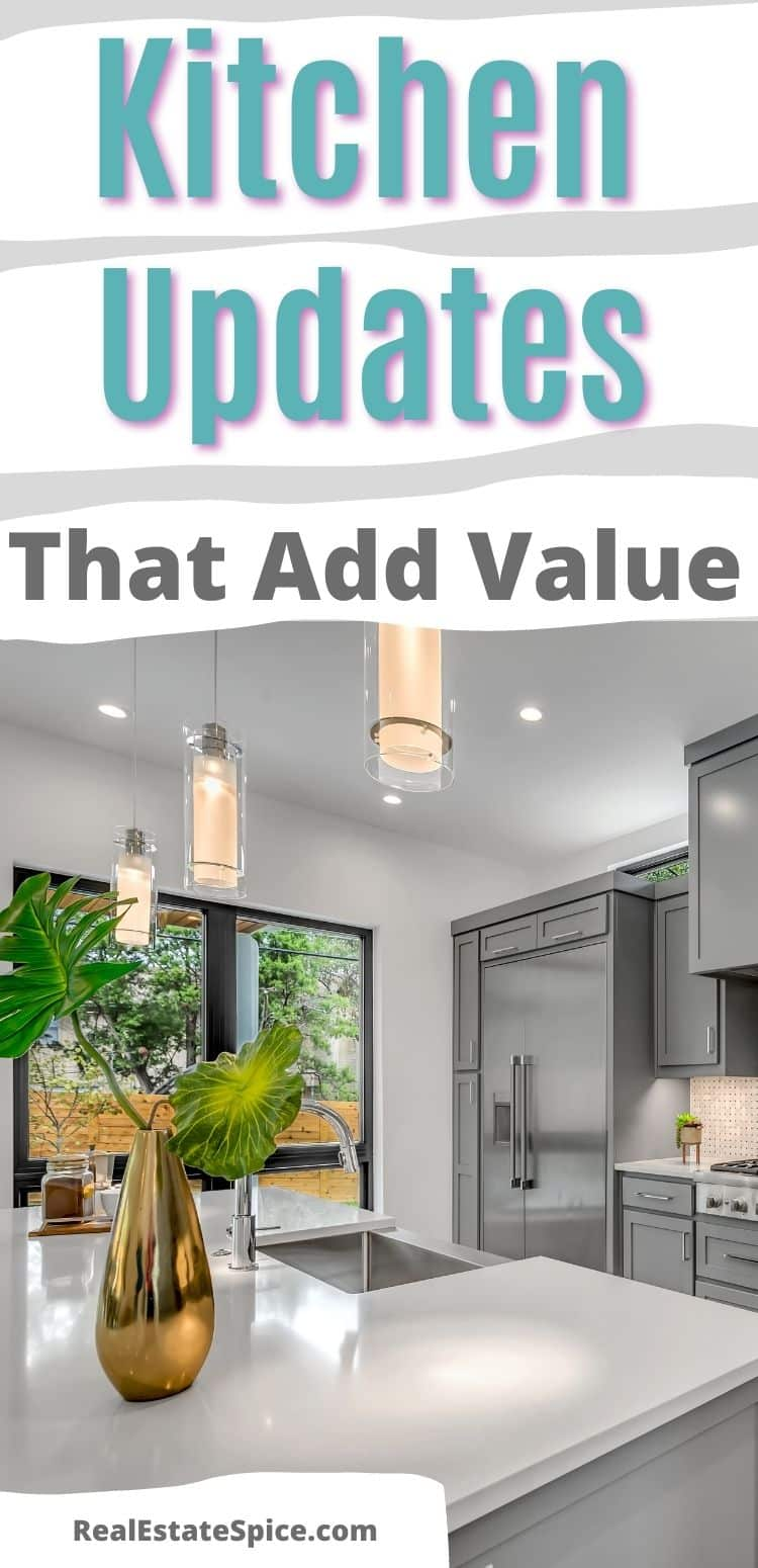 Kitchen Updates That Add Value To Your Home