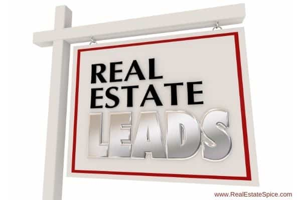 Listing To Leads Generation Sign