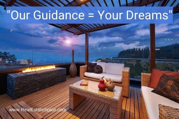 Luxury deck says our guidance equals your dreams