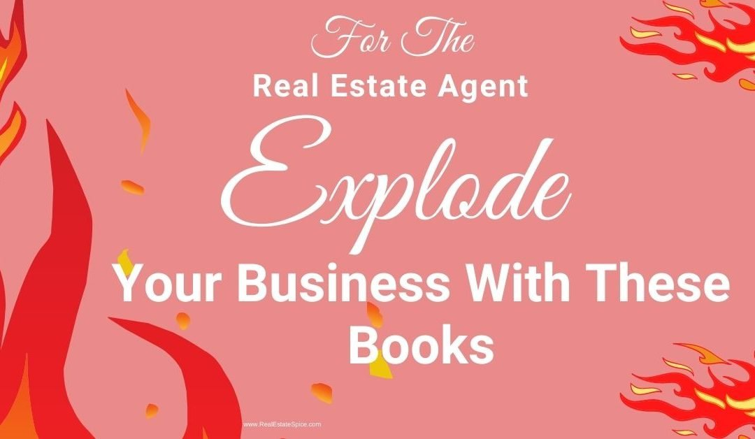 21 Best Real Estate Books For Agents – EPIC TIPS and Help