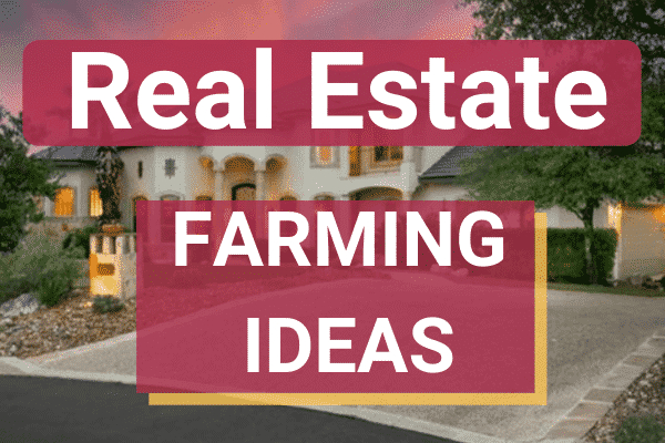 Real Estate Farming