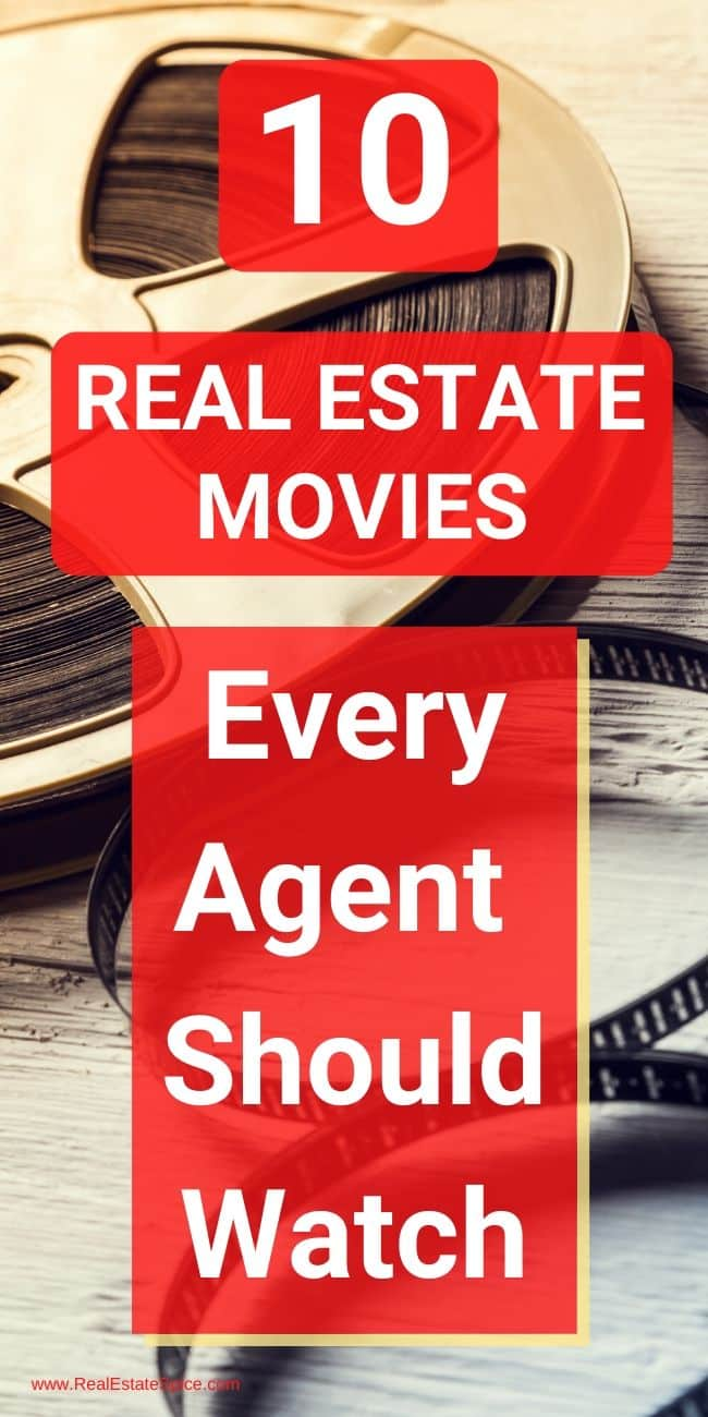 Real Estate Agent Movies