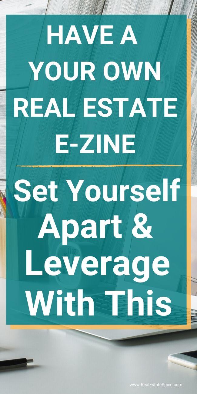 Real Estate Newsletter Success