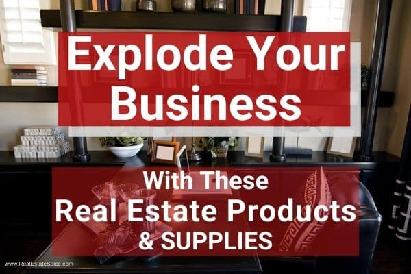 Real Estate Products and Supplies