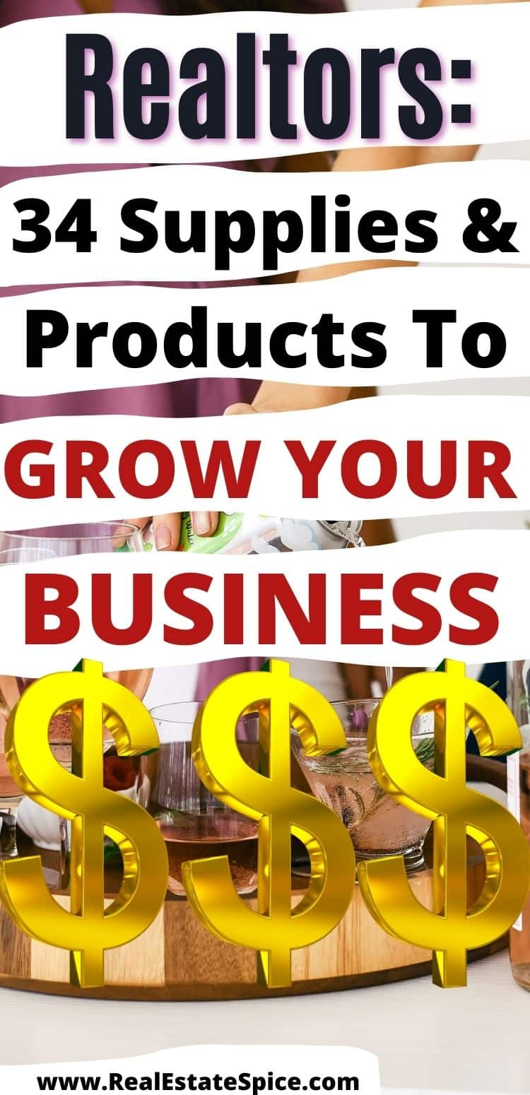 Grow Your Real Estate Business With These Products