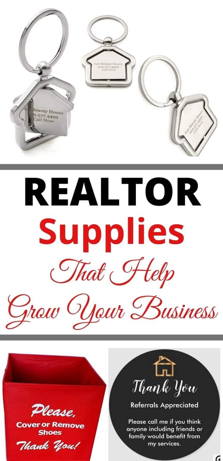 Real Estate Supplies Branding