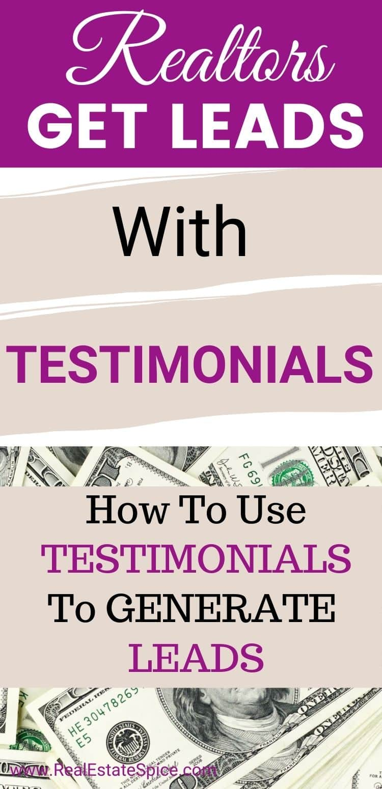 How To Maximize Real Estate Testimonials For Lead Generation