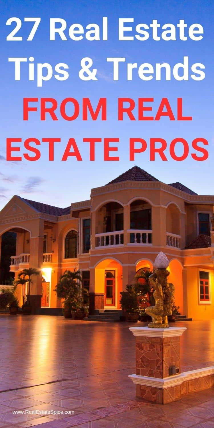 Real Estate Tips Trends and Help