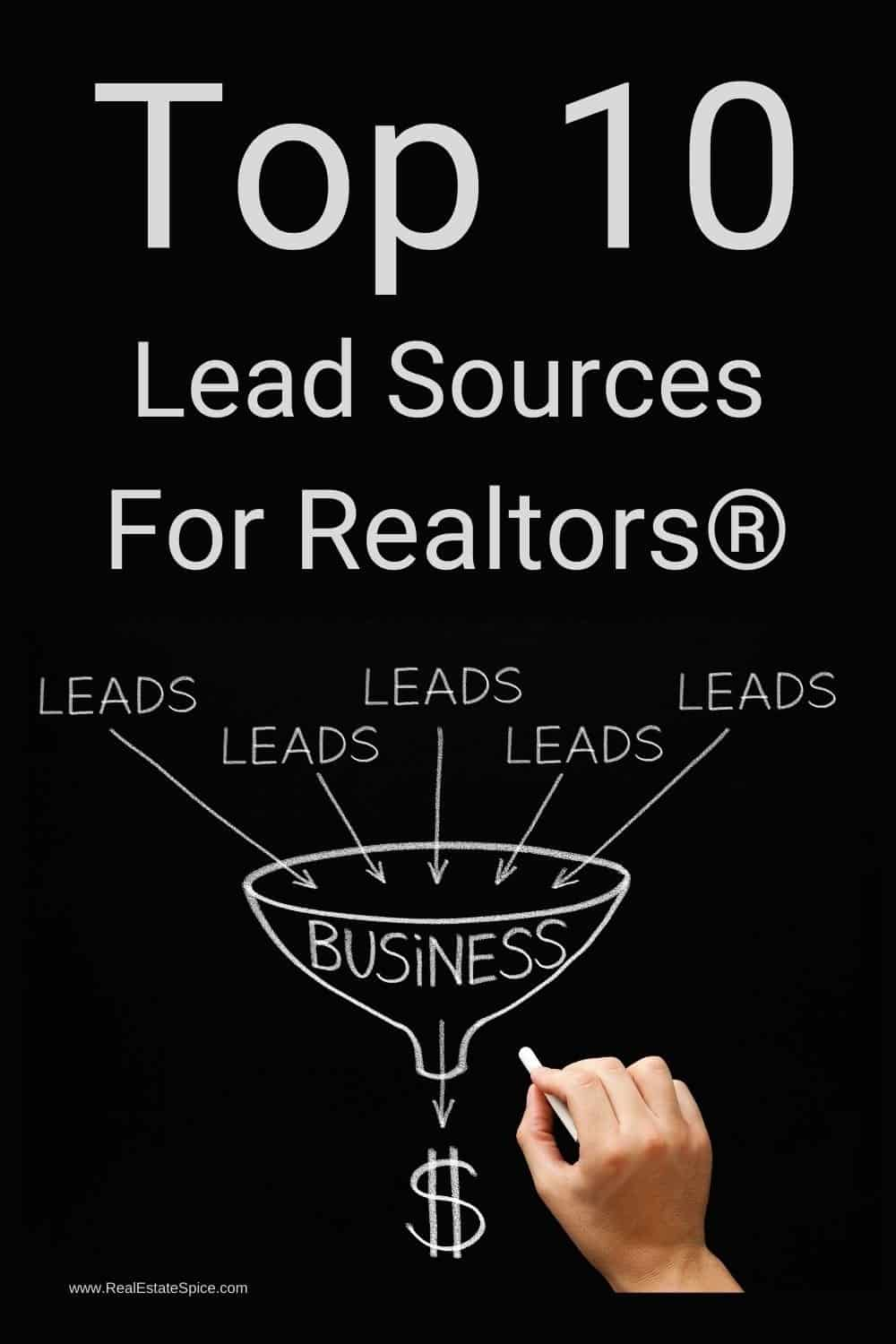 Top 10 Real Estate Lead Generation Sources