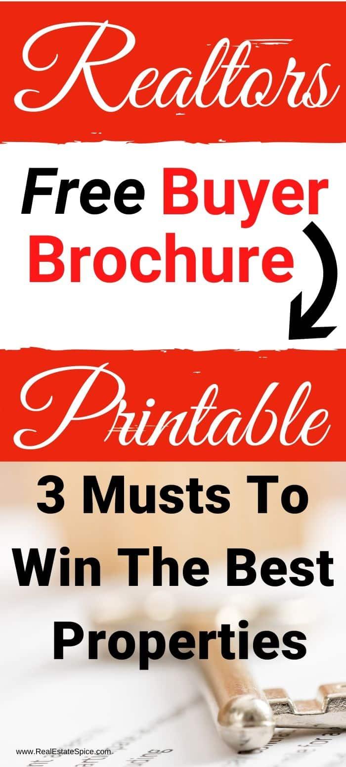 3 Strategies Your Buyers Need To Win The Best Properties